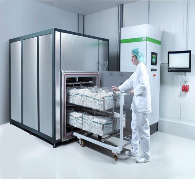 Gas Plasma (H2O2) Sterilization